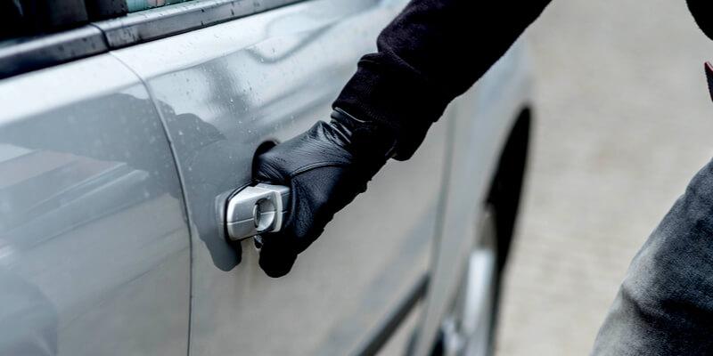 locked car keys in car - Veritas Lock and Key