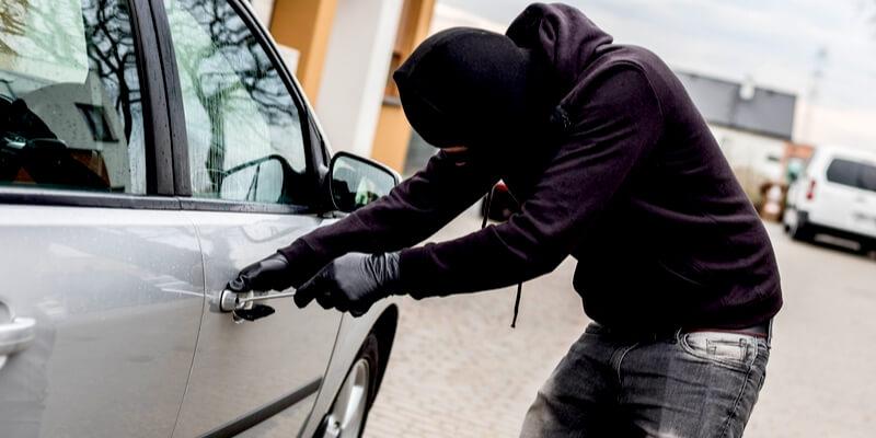 locked key in car - Veritas Lock and Key