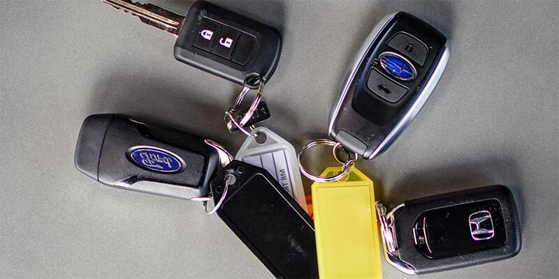 replacement car keys - Veritas Lock and Key